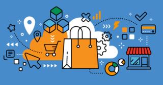 Prieskum: Ako eshopy využívajú produktové kampane? eshop ilustrácia