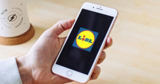 LIDL spustil vlastný e-shop, lidla aplikácia na mobile